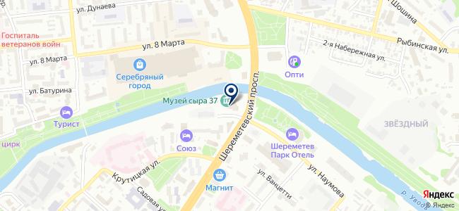 Инжстроймонтаж, ООО, торговая компания на карте