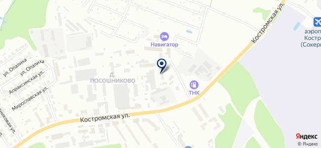ЧерЭлектро, ООО на карте