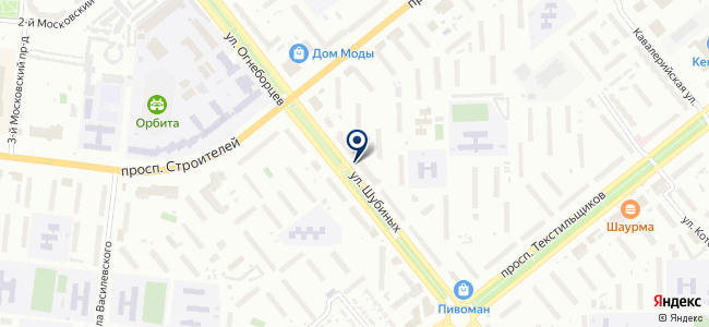 АВН-Сервис, ООО, производственная компания на карте