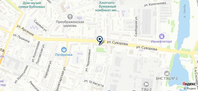СтройГород, ООО на карте