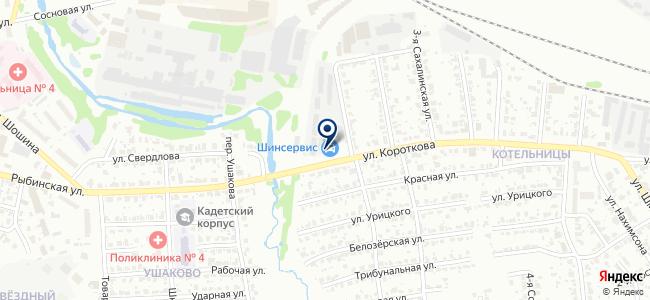 ПромЭлектро на карте