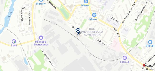Теплотехник, ООО, оптовая компания на карте