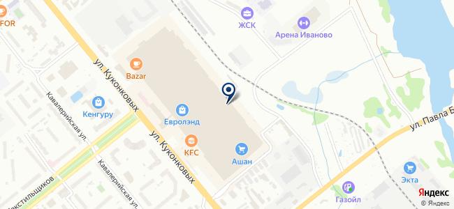 Лампочка, сеть магазинов светотехники на карте