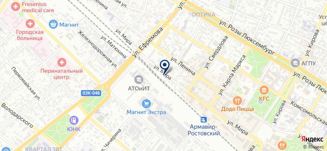 СпецМонтажАвтоматика, ООО на карте