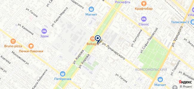 СТРОЙЛИГА, ООО на карте