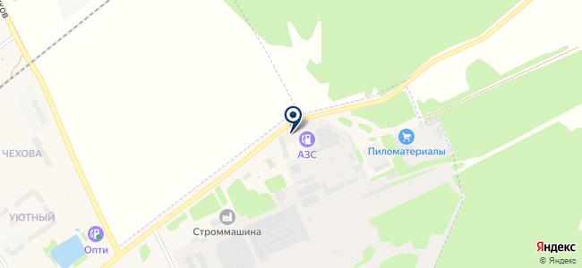 Кохомское автотранспортное предприятие на карте