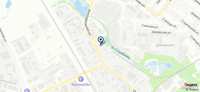 Тамбовводтранс, ОАО на карте