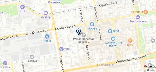 МастерСвет на карте