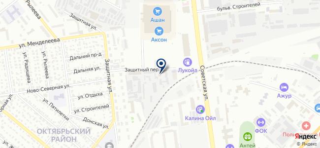Промэкспорт-С Плюс, ООО на карте