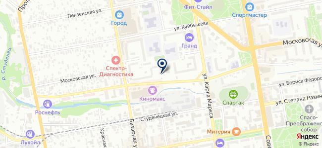 УЮТ-Климат на карте