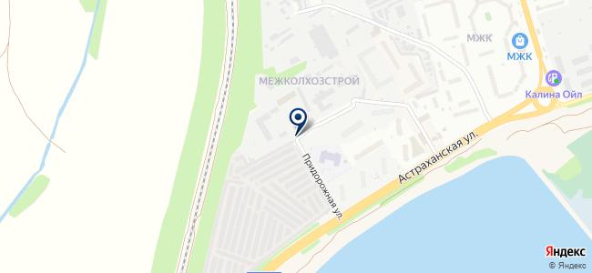 Элетех, ООО на карте