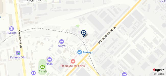 ЭврикаМК на карте