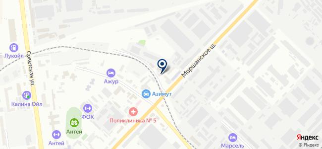 Тамбовская Кабельная Компания на карте