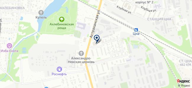 Электромонтажник, ООО на карте