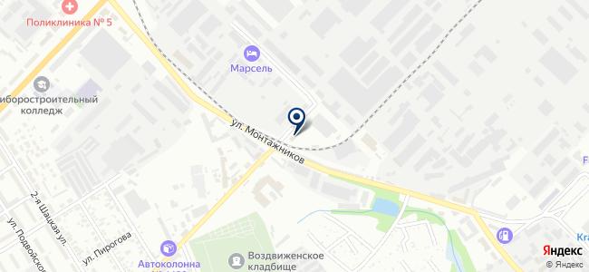 Автовокзал-Сервис Плюс, ООО на карте