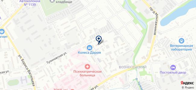 Агроэнергоналадка, ООО на карте