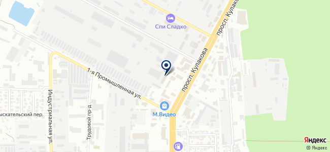 СтавЭлектроСоюз, ООО на карте