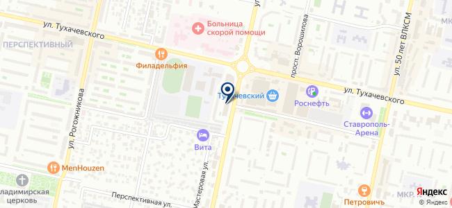 ЭНЕРГОХОЛДИНГ, ЗАО на карте