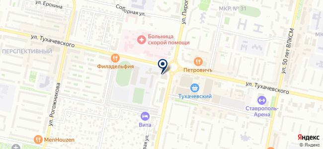 ЭЛСИН, ООО на карте