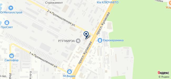 Энергохолдинг, ООО на карте