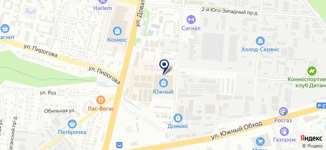 Магазин электротоваров на Юго-Западном 3-м проезде, 1 к28 на карте