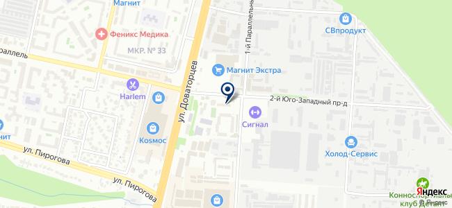 Термо-Ставрополь, ООО на карте