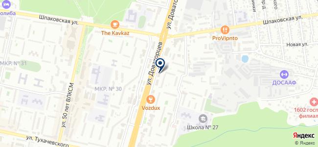 Меридиан-Ст, ООО на карте