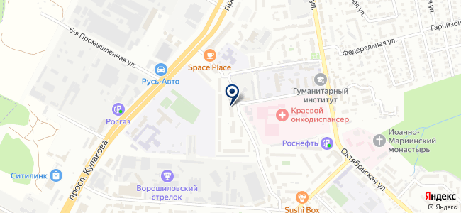 Ап-ЛинК, ООО на карте