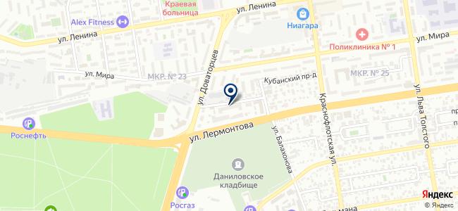 АЖС-Энерго на карте