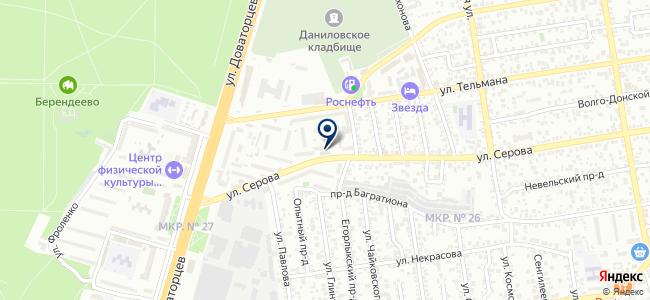 Пальмира-Гео, ООО на карте