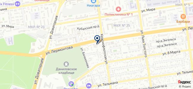 sbv-video на карте