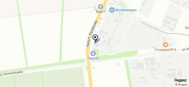 НБО, ООО на карте