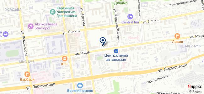 КИП-Сервис, ООО на карте