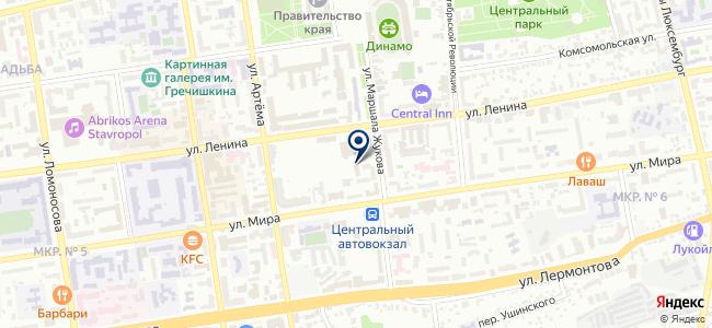 Экспресс-Линк, ООО на карте