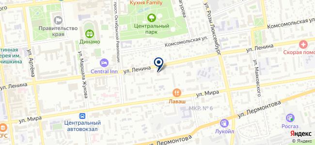 VIP Шторы на карте