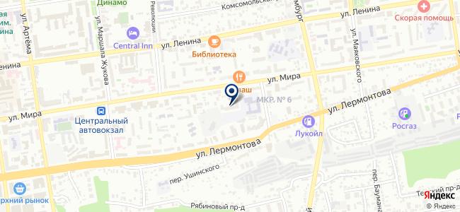 Навгеоком-ЮГ на карте