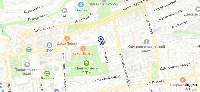 Системы и Технологии, ООО на карте