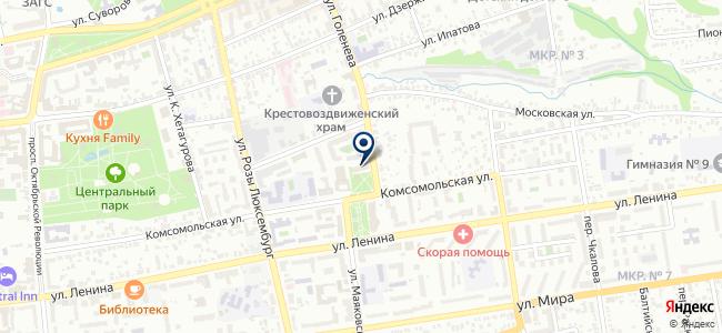 ТерраЛайтСтудио С на карте