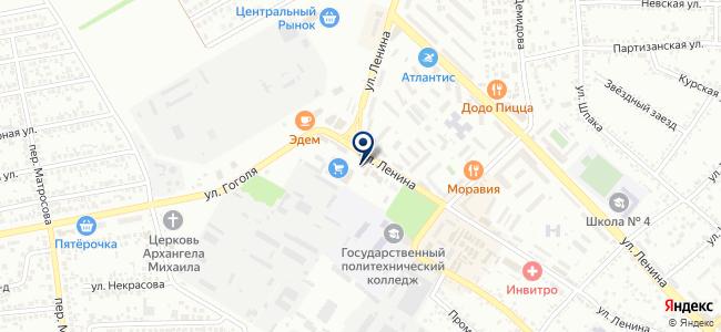 МПК+, ООО на карте