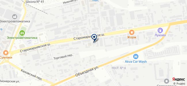 Электромеханический завод, ООО на карте