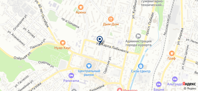 ЭлектроСтройМонтаж КМВ на карте