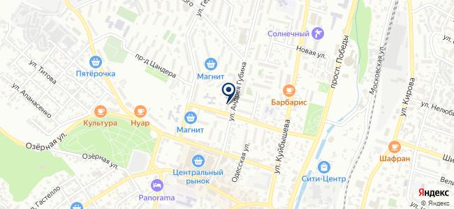ИГОРЬ 333, ЗАО на карте