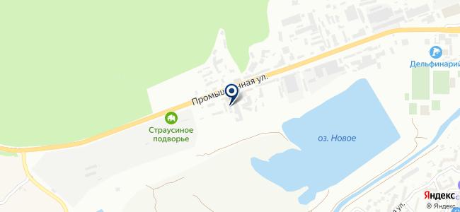 Тайбов К.Т, ИП на карте