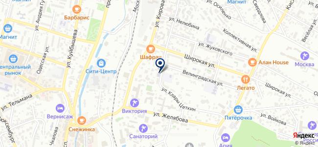 Комби-Сервис, ООО на карте