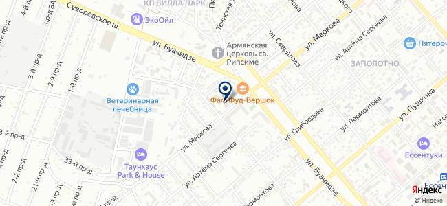 МАРТАН, ООО на карте