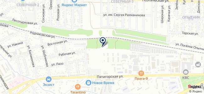 Регион ЛТД, ООО на карте