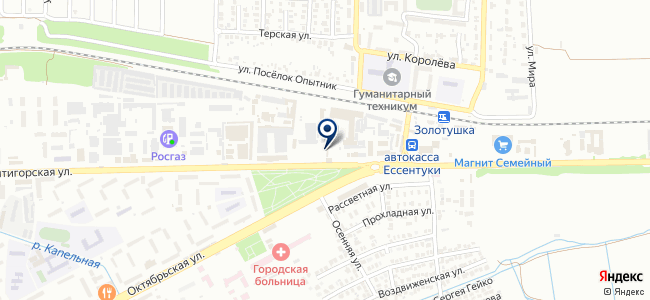 ЭлектроБАЗАр на карте