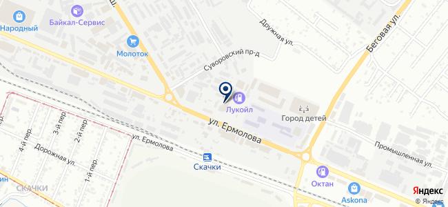 Модус-Пятигорск, ООО на карте