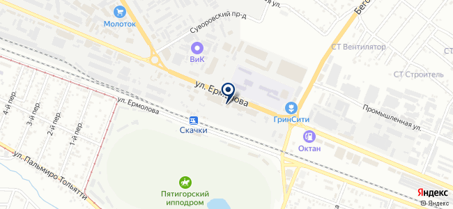 СВЕТСЕРВИС на карте