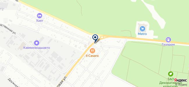Электроприборкомплект на карте